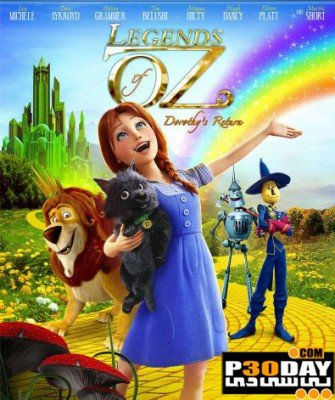 دانلود انیمیشن Legends Of Oz Dorothys Return 2013
