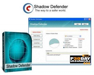 نرم افزار محافظت از کامپیوتر Shadow Defender 1.4.0.553 Final