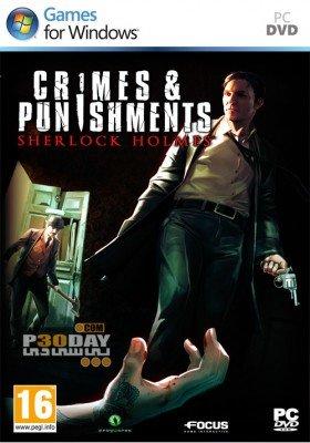 دانلود بازی Sherlock Holmes Crimes and Punishments برای PC