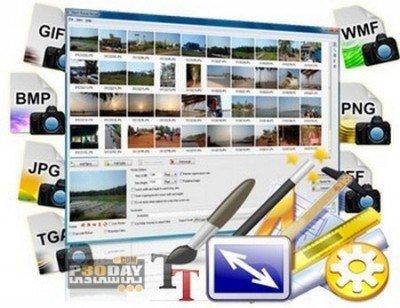 دانلود SoftOrbits Batch Picture Resizer v7.3 – تغییر سایز تصاویر