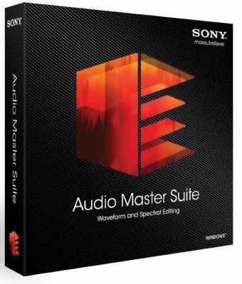 دانلود نرم افزار Sony Audio Master Suite 11.0 Build 293 Multilingual