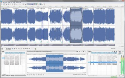 Sony Audio Master Suite inner