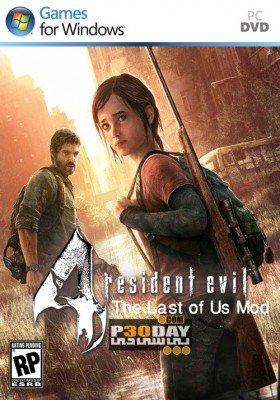 دانلود مد The Last of Us Mod برای بازی کامپیوتر Resident Evil 4