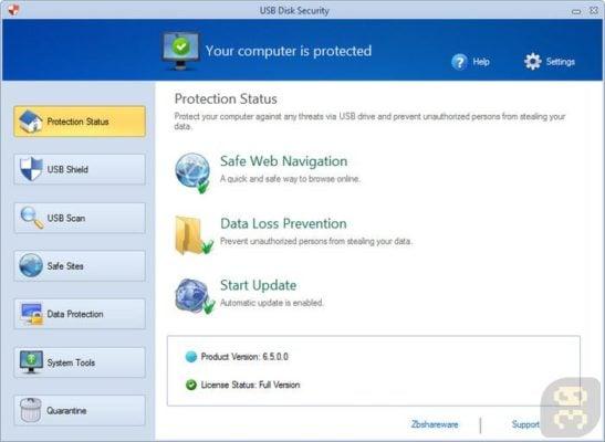 دانلود USB Disk Security 6.7.0.0 - آنتی ویروس فلش دیسک USB