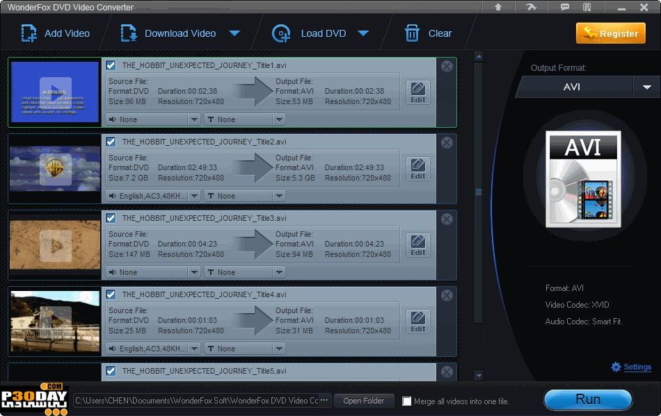 WonderFox DVD Video Converter 15.1 - Convert Video, DVD