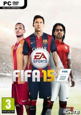 دانلود بازی فیفا 15 برای کامپیوتر – Fifa 15 PC