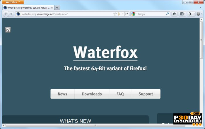 Waterfox V56.2.8 - New Version Of The Browser