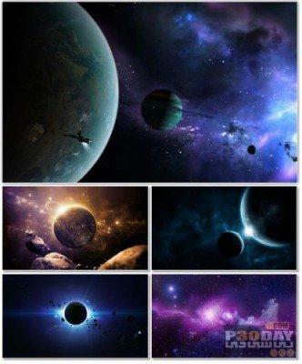 مجموعه 100 والپیپر دیدنی با موضوع کهکشان ها