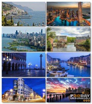 دانلود 150 عکس پس زمینه دیدنی از شهرها