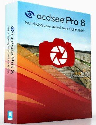 نرم افزار مدیریت حرفه ای تصاویر ACDsee Pro 8.0.263