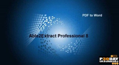 Able2Extract PDF Converter 8.0.43   تبدیل اسناد PDF