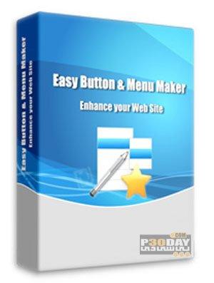 دانلود Blumentals Easy Button & Menu Maker Pro 5.3.0.37 - ساخت دکمه و منو در صفحات وب
