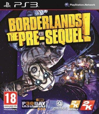 دانلود بازی Borderlands The Pre Sequel برای PS3