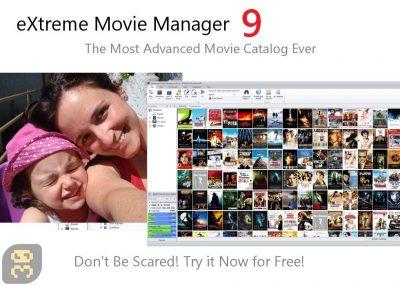 دانلود Extreme Movie Manager 10.0.0.1 - مدیریت فیلم های کامپیوتر