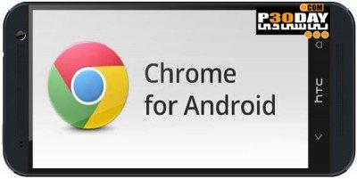 Chrome Browser Google 38.0.2125.102   مرورگر کروم برای اندروید