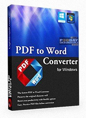 نرم افزار تبدیل PDF به Word با Lighten PDF to Word Converter 3.5.0