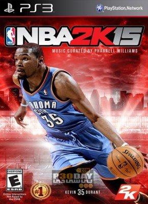 دانلود بازی NBA 2K15 برای PS3
