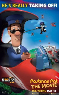 Postman Pat: The Movie 2014 انیمیشن پت پستچی