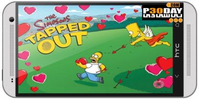 The Simpsons: Tapped Out 4.11.0   بازی سیمپسن ها برای اندروید