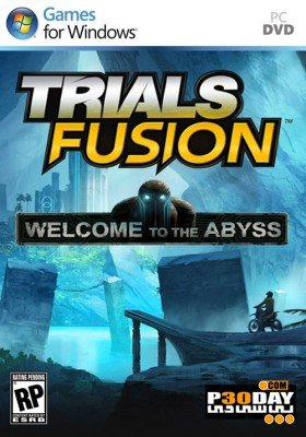 دانلود بازی Trials Fusion Welcome to the Abyss برای PC