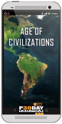 Age of Civilizations v1.14   بازی استراتژیکی عصر تمدن ها اندروید