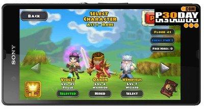 Dungeon Quest v1.6.2.0   بازی نقش آفرینی اندروید