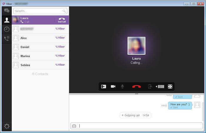 Viber Desktop 9.5.0.3 - Viber For Windows PC