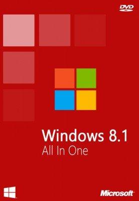 دانلود Windows 8.1 AIO Update October 2014 + کرک
