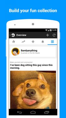 9GAG v2.10.3   تصاویر و مطالب خنده دار سایت 9gag برای اندروید
