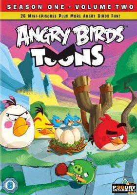دانلود فصل دوم انیمیشن سریالی Angry Birds Toons Season 2