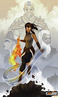 دانلود فصل چهارم Avatar: The Legend of Korra