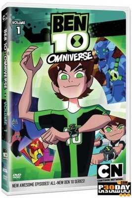 دانلود فصل اول انیمیشن بن تن Ben 10 Omniverse Season 1