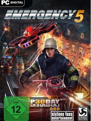 دانلود بازی Emergency 5 برای کامپیوتر