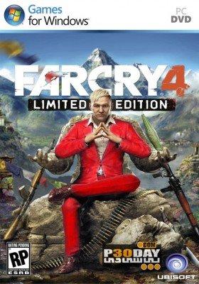 دانلود بازی Far Cry 4 برای کامپیوتر