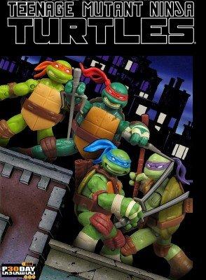 دانلود فصل سوم انیمیشن Teenage Mutant Ninja Turtles 2012