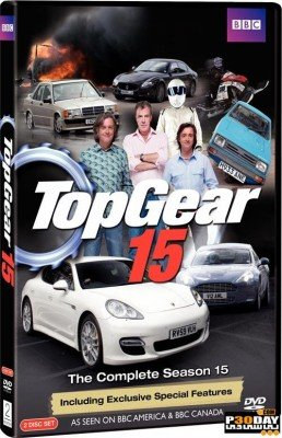 Chapter 15 Documentary Top Gear Season 15 - 2010