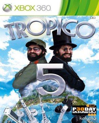 دانلود بازی Tropico 5 برای XBOX360