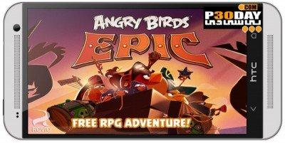 دانلود Angry Birds Epic 1.1.2   بازی جدید پرندگان خشمگین اپیک اندروید