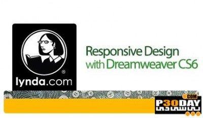Lynda Video Tutorial - Responsive Design With Dreamweaver CS6