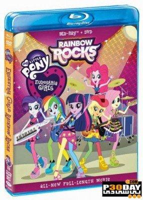دانلود انیمیشن My Little Pony Equestria Girls Rainbow Rocks