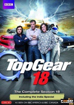 دانلود فصل هجدهم مستند Top Gear Season 18 – 2012