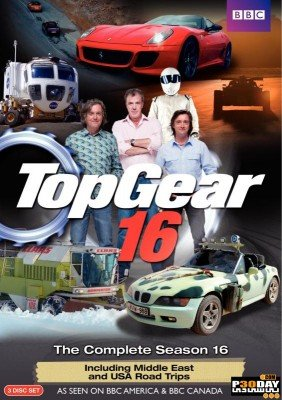 Chapter XVI Documentary Top Gear Season 16 - 2011
