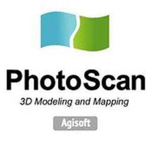 دانلود Agisoft PhotoScan Professional 1.4.5 Build 7354 – ساخت تصاویر سه بعدی
