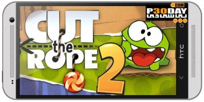 Cut the Rope 2 1.2.8   نسخه دوم بازی برش طناب اندروید
