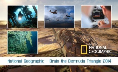 National Geographic Documentation - Drain The Bermuda Triangle