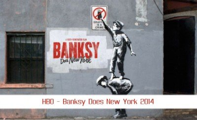 HBO Documentary - Banksy Does New York 2014