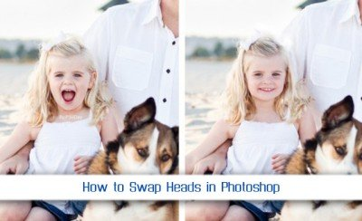 Educational Video How To Swap Heads In Photoshop
