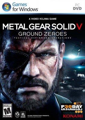 دانلود بازی Metal Gear Solid V Ground Zeroes برای PC