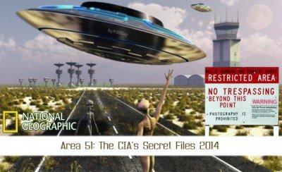 Documentation Area 51 - The CIA's Secrets