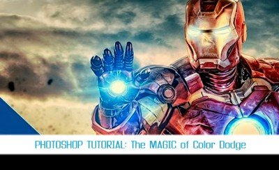 Educational Video PHOTOSHOP TUTORIAL: The MAGIC Of Color Dodge